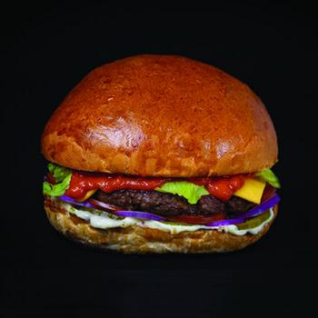Фуджи бургер -стандартный 7,40 -большой 10,90